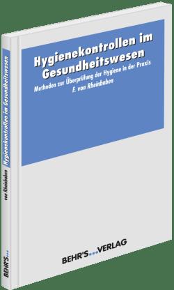 Hygienekontrollen im Gesundheitswesen