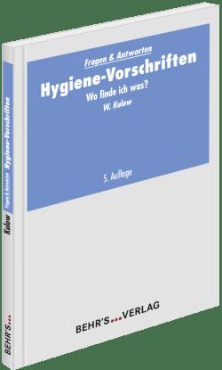 Hygiene-Vorschriften