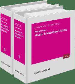 Health & Nutrition Claims