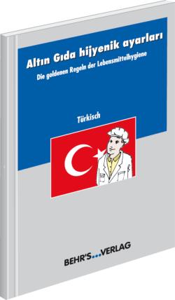 Die goldenen Regeln der Lebensmittelhygiene - türkisch