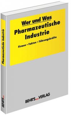 Wer und Was - Pharmazeutische Industrie 2015