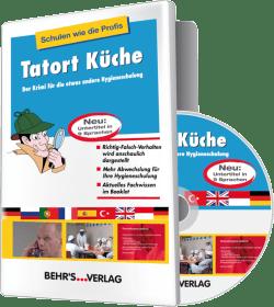 Tatort Küche - mit Untertiteln
