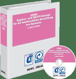 Hygiene- und HACCP-Konzept für die handwerkliche Herstellung von Speiseeis