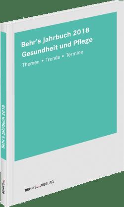 BEHR'S Jahrbuch Gesundheit und Pflege 2018