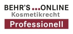 Kosmetikrecht Professionell