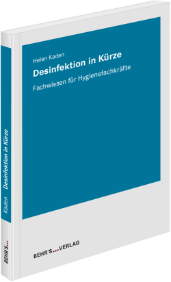 Desinfektion in Kürze