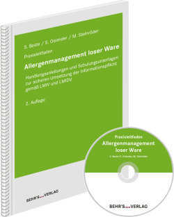 Allergenmanagement loser Ware
