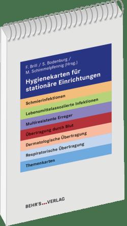 Hygienekarten für stationäre Einrichtungen
