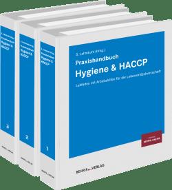 Praxishandbuch Hygiene & HACCP