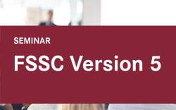 FSSC Version 5