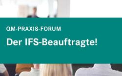 Der IFS-Beauftragte!
