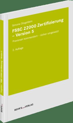 FSSC 22000 Zertifizierung - Version 5