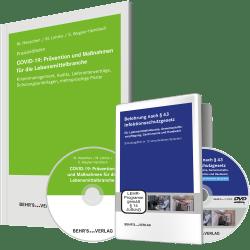 Praxisleitfaden COVID-19 + DVD Belehrung nach §43 IFSG