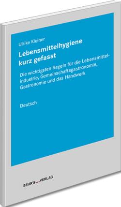 Lebensmittelhygiene kurz gefasst - deutsch