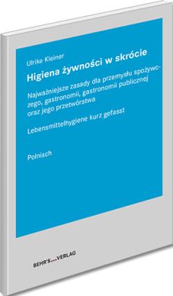 Lebensmittelhygiene kurz gefasst - polnisch