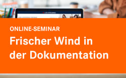 Frischer Wind in der Dokumentation