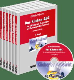 Küchenbetriebswirt: Die gesamte Reihe (Band 1-6)