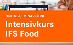 Intensivkurs IFS Food