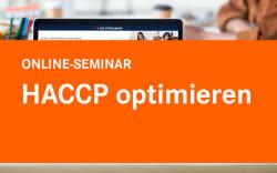 HACCP optimieren