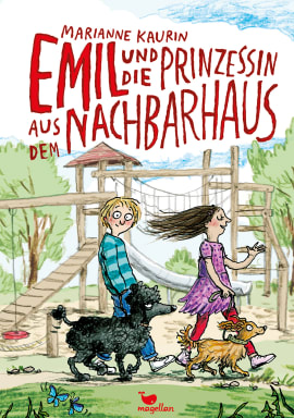 """Marianne Kaurin präsentiert """"Emil und die Prinzessin aus dem Nachbarhaus"""""""
