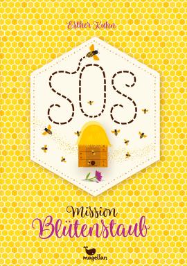 """Esther Kuhn präsentiert """"SOS - Mission Blütenstaub"""""""