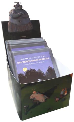 """Cover Präsentationsbox """"Der weiße Neger Wumbaba"""""""