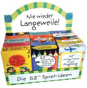 """Cover Präsentationsbox """"52™ Karten"""""""