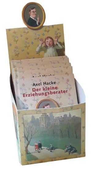 """Cover Präsentationsbox """"Der kleine Erziehungsberater"""""""