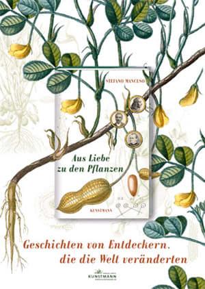 "Cover Dekoplakat Stefano Mancuso ""Aus Liebe zu den Pflanzen"""