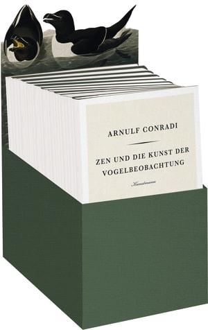 Cover Leerbox Arnulf Conradi – Zen und die Kunst der Vogelbeobachtung