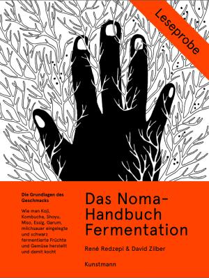 Cover Leseprobe – René Redzepi, David Zilber | Das Noma-Handbuch Fermentation