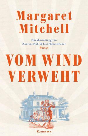 Cover Einleseheft Margaret Mitchell – Vom Wind verweht