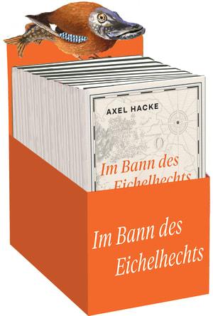 "Cover Leerbox Axel Hacke ""Im Bann des Eichelhechts"""