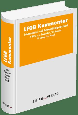 LFGB Kommentar