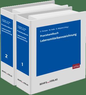 Praxishandbuch Lebensmittelkennzeichnung