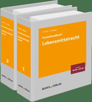 Praxishandbuch Lebensmittelrecht