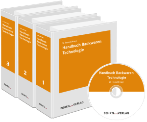 Handbuch Backwaren Technologie
