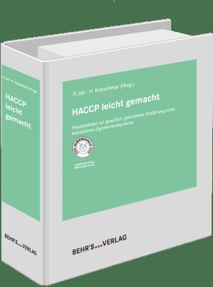 HACCP leicht gemacht