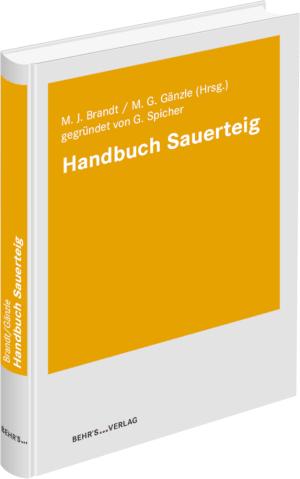 Handbuch Sauerteig