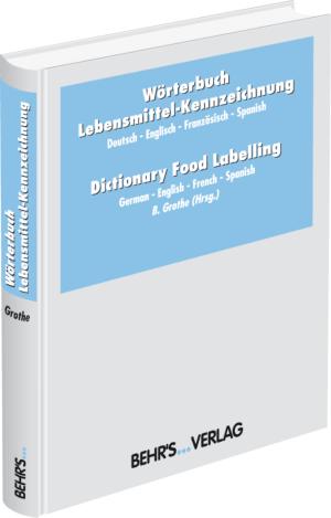 Lebensmittel-Kennzeichnung