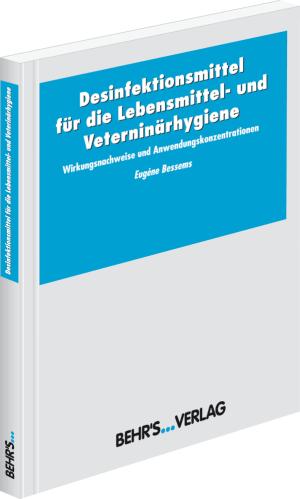 Desinfektionsmittel für die Lebensmittel- und Veterinärhygiene
