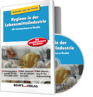 Hygiene in der Lebensmittelindustrie