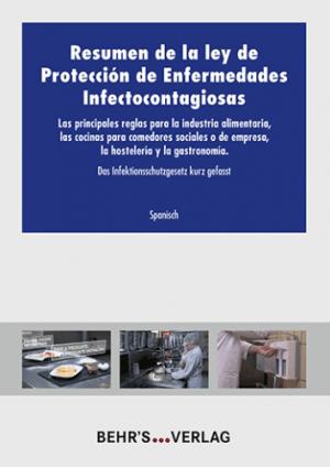 Das Infektionsschutzgesetz kurz gefasst - spanisch