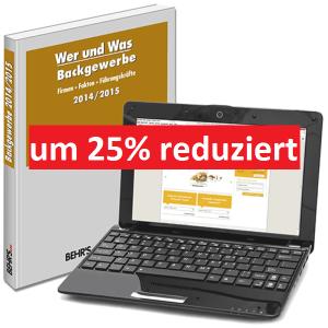 Wer und Was - Backgewerbe 2014/2015