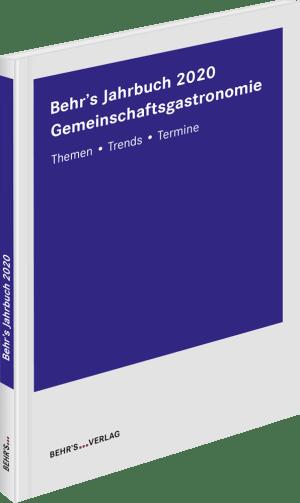 Behr's Jahrbuch 2020 Gemeinschaftsgastronomie
