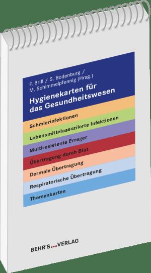 Hygienekarten für das Gesundheitswesen
