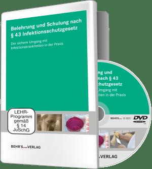 Belehrung und Schulung nach § 43 Infektionsschutzgesetz