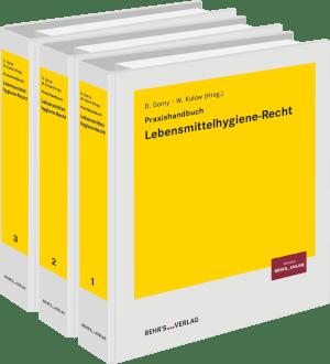 Praxishandbuch Lebensmittelhygiene-Recht