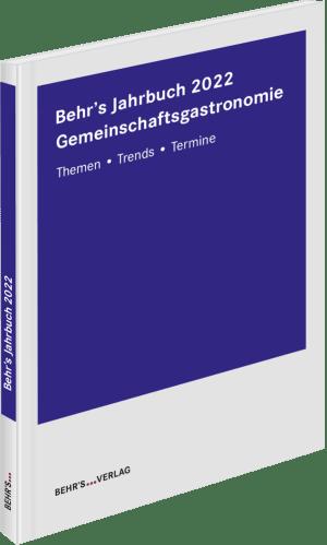 Jahrbuch Gemeinschaftsgastronomie 2022