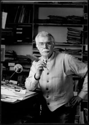 F.W. Bernstein erhält den Ludwig Emil Grimm-Preis